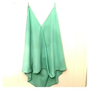 Halter style blouse